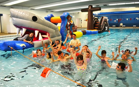 Holiday Sports – Pool Party