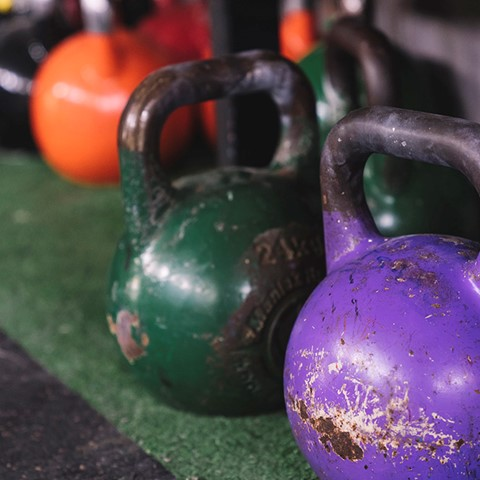 Gym Kettle Bell