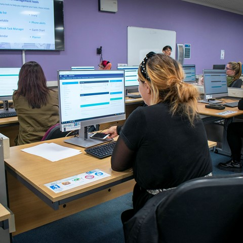 HNC Business Administration and Information Technology