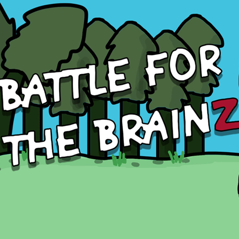 Battle for the brains graphic
